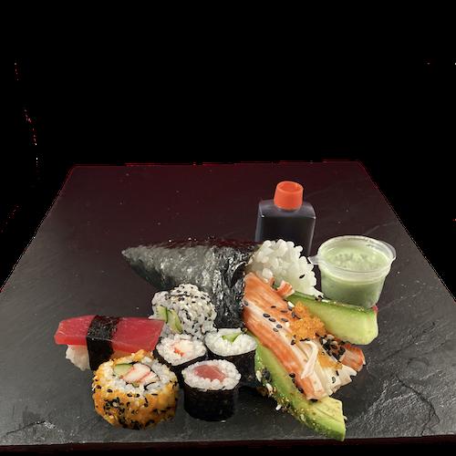 specials rolls sashimi